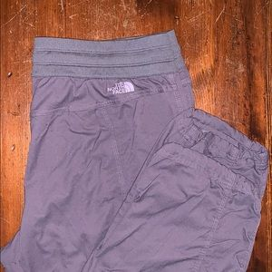 North Face Light Weight Cropped Active Pant sz XL